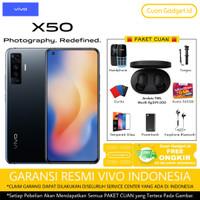 VIVO X50 8/128 GARANSI RESMI