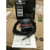 Pedal Sustain Keyboard Roland Dp-2 Original