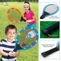 Shiyan] mainan anak olahraga tennis sport set raket b