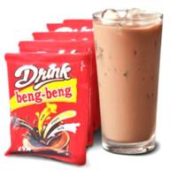 BENG BENG DRINK MINUMAN COKLAT ENAK ISI 10 SACHET