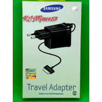 Charger travel adapter samsung galaxy tab 2 P3100 P5100 N8000 Original