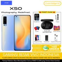 VIVO X50 8/128 GARANSI RESMI INDONESIA