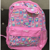Smiggle Backpack Whirl Pink Ice Cream Tas Ransel Anak TK SD Original