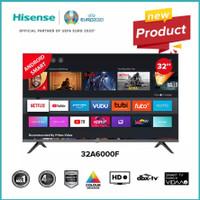 HISENSE 32 inch Smart LED Android TV Digital TV - 32A6000F