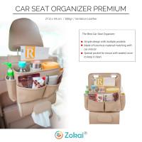 Car Seat Premium Zokai | Car sear organizer | D'renbellony
