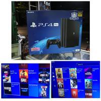 PS4 PRO 1 Tb new OFW terbaru bebas pilih game digital