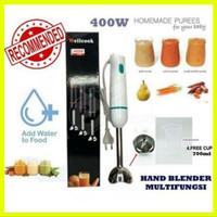 hand blender wellcook / hand blender murah