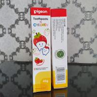 Pigeon strawberry toothpaste / odol bayi 45gr