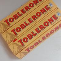 TOBLERONE MILK CHOCOLATE 100GR