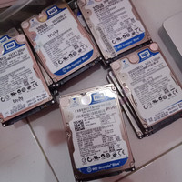 Hardisk laptop 320gb 2.5in