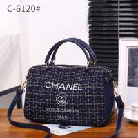 Tas Chanel Shoulder Bag C-6120 Tas Wanita Import Batam