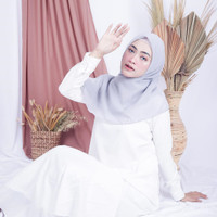 Suya Corn Skin Square Hijab part 2