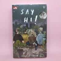 Lit - Say Hi! oleh Inggrid Sonya