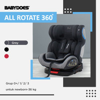 Car Seat Isofix Babydoes All Rotate 8748