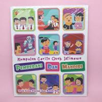 Kumpulan Cerita Anak Istimewa - Pemberani Dan Mandiri oleh Erna Fitrin