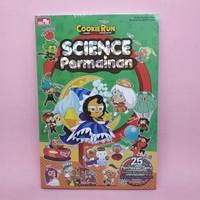 Cookie Run Sweet Escape Adventure! - Science Permainan by Jo Joo Hee