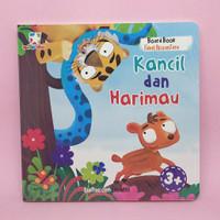 Opredo Board Book Fabel Nusantara - Kancil Dan Harimau by Tim Oopredoo