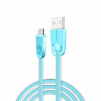 Log On Kabel Jelly Micro/Android 2.4A LO-CB50 100cm