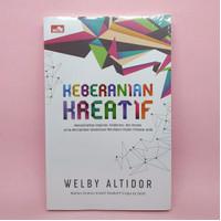 Keberanian Kreatif oleh Welby Altidor
