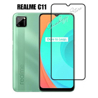 REALME C11 PREMIUM TEMPERED GLASS REALME C11 5D 9D SCREEN PROTECTOR