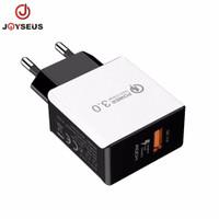 Charger Travel Adaptor Colokan USB 1 Port JOYSEUS T5 QC3.0 Quick