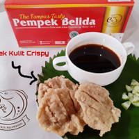 Pempek Mpek Mpek Belida Asli Palembang Pax C - Kulit isi 8 pcs