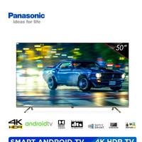 PANASONIC 50 Inch Smart Android 9.0 LED 4K UHD TV TH-50HX650G