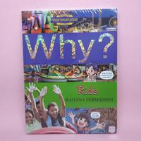 Why? Ride - Wahana Permainan by Yearimdang