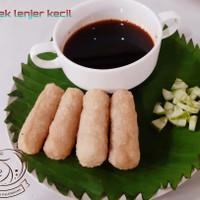 Pempek Mpek Mpek Belida Asli Palembang Pax F - Lenjer Kecil isi 8 pcs