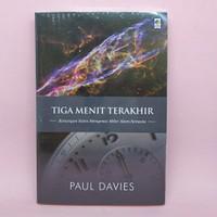Tiga Menit Terakhir by Paul Davies