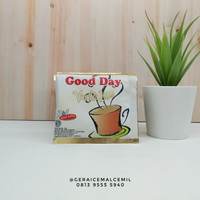 kopi goodday vanilla latte | 1 renceng (10 pcs)