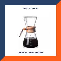 Server Kopi Chemex Coffee Style 600ml