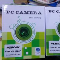 X6 1080P Webcam built in mic web cam camera live video full hd 1080p