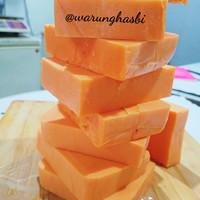 keju orange processed gouda cheese ,mirip kraft cheddar