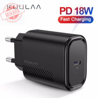 Charger PD 18W 3.0 Quick Charge 4.0 Fast Charging USB C