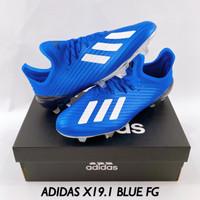 SEPATU BOLA ADIDAS X19.1 BLUE FG