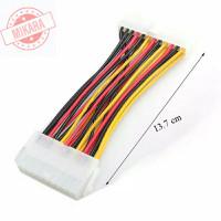 Kabel Adapter PSU 20 Pin To 24 Pin Female to Male HC untuk PC
