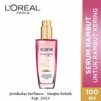 Loreal Elseve Extraordinary Oil Pink Hair Treatment Serum 100ml 100 ml