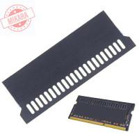Heatsink DDR RAM Laptop Sodimm Bahan Coated Graphene Super Cool
