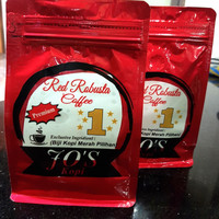 kopi bubuk red robusta