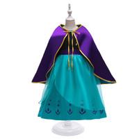 Jual Beli Baju Anna Frozen 2 / Kostum Queen Anna Frozen 2 Terbaru