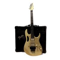 Jual Elektrik Gitar Steve Vai Signature + Amp. Fender made in UK