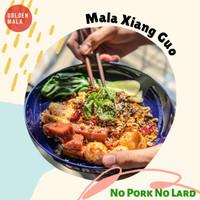Mala Xiang Guo Instan Halal - Mie Goreng Pedas ala Sichuan - Mie Single