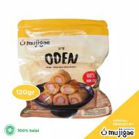 Oden / Eomuk / Korean Fish Cake - Makanan Korea Halal
