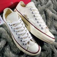 sepatu converse white 70s low