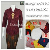 9294   Indah Kebaya Abaya Kurung Modern Encim Kutubaru Bali Maya Murah