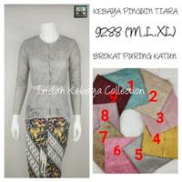 9211 Indah Kebaya Modern Encim Kutubaru Bali Murah Batik Bordir Brokat