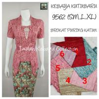 9176 #HangOutSeru Indah Kebaya Modern Encim Kutubaru Bali Murah Batik