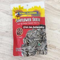 kuaci tong garden sunflower seeds SALTED / kwaci kuaci bunga matahari