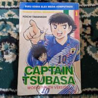 Komik Captain Tsubasa World Youth Version vol. 1